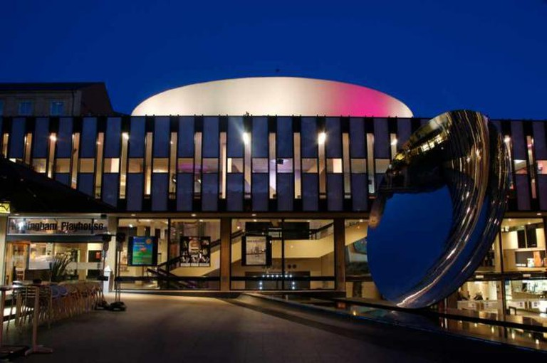 Nottingham Playhouse | © Nottingham Trent University/Flickr