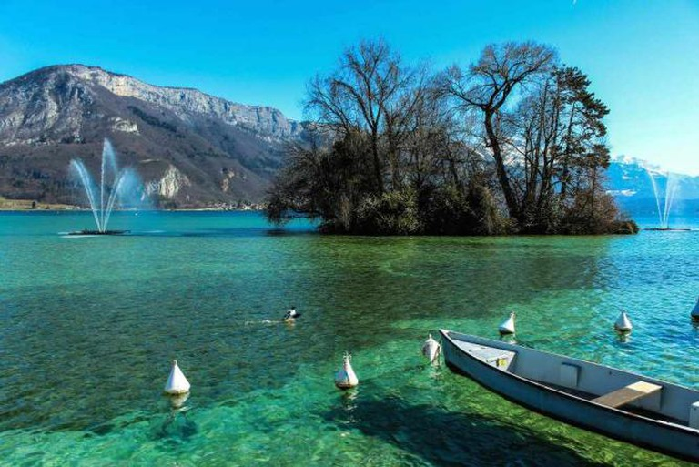 Lac d'Annecy, France. | © Manu Dreuil/Flickr
