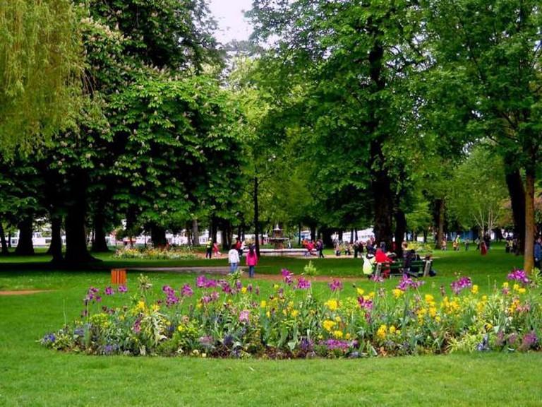 Annecy, European Gardens | © Allan Watt/Flickr