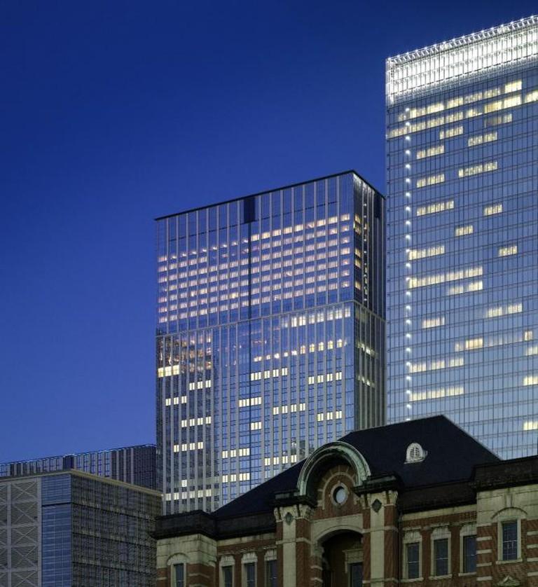 Shangri-la Hotel Tokyo l © SLTY/WikiCommons