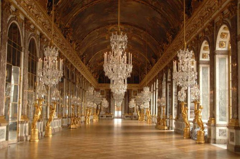 Hall of Mirrors | Courtesy of Chateau de Versailles