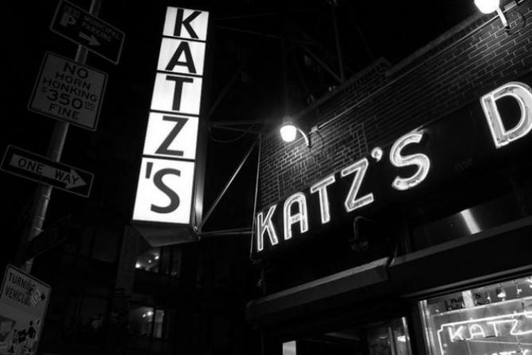 Katz's Deli | © Igor Schwartzmann/Flickr