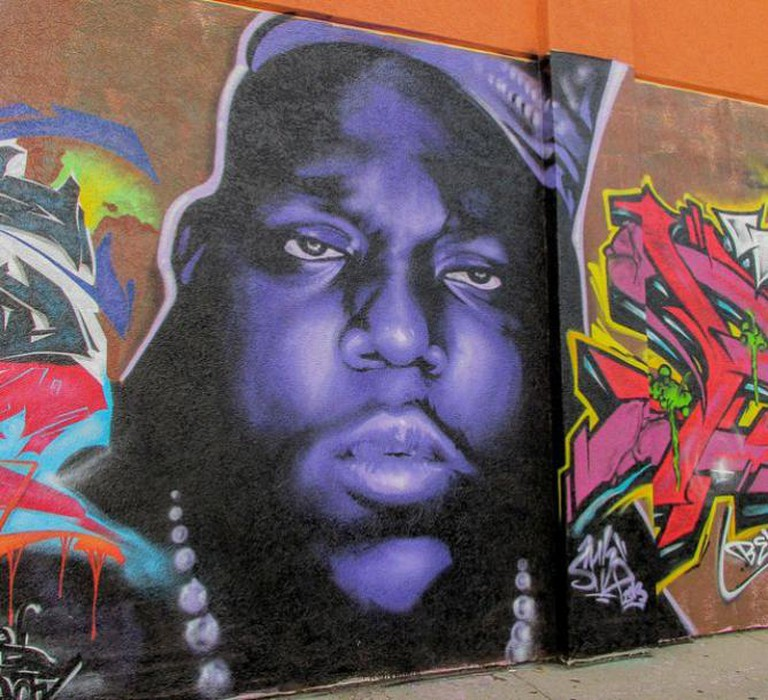 The Notorious B.I.G. | © jaroh/Flickr
