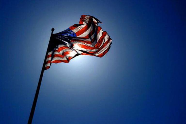 American Flag | © Timo Kohlenberg/Flickr