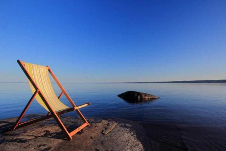 Evening relaxing at Lake Saimaa   ©Janne Räkköläinen/Flickr