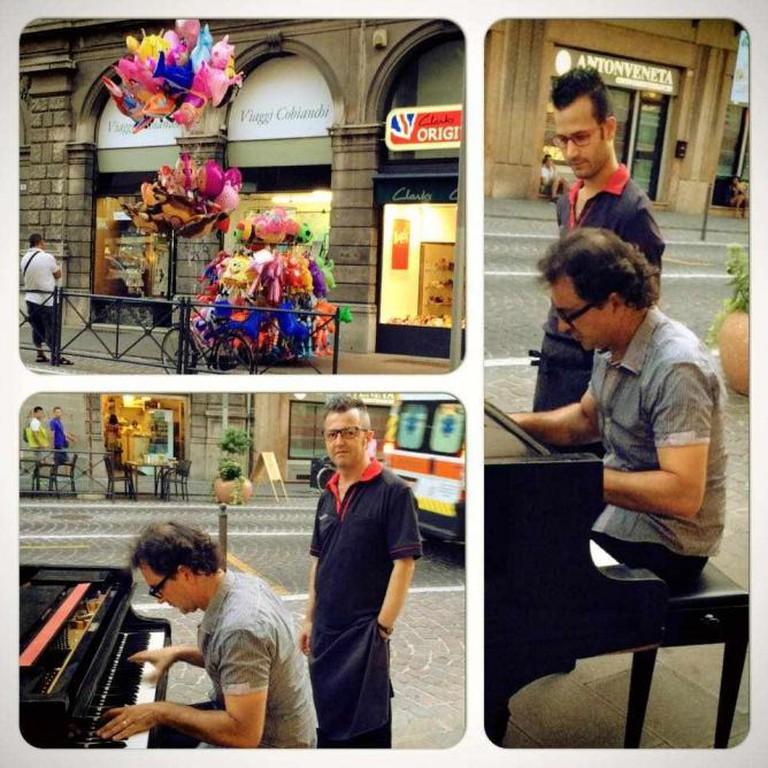 Piano music | Courtesy of Bar Ottoemezzo