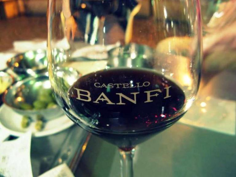 Italian red wine | © Randy OHC/WikiCommons