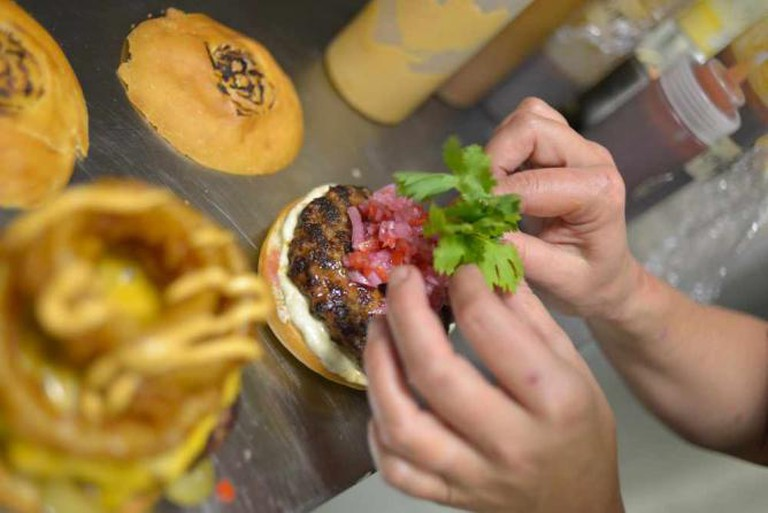 Burger Joint | Courtesy of Burger Joint/ Akershusgruppen