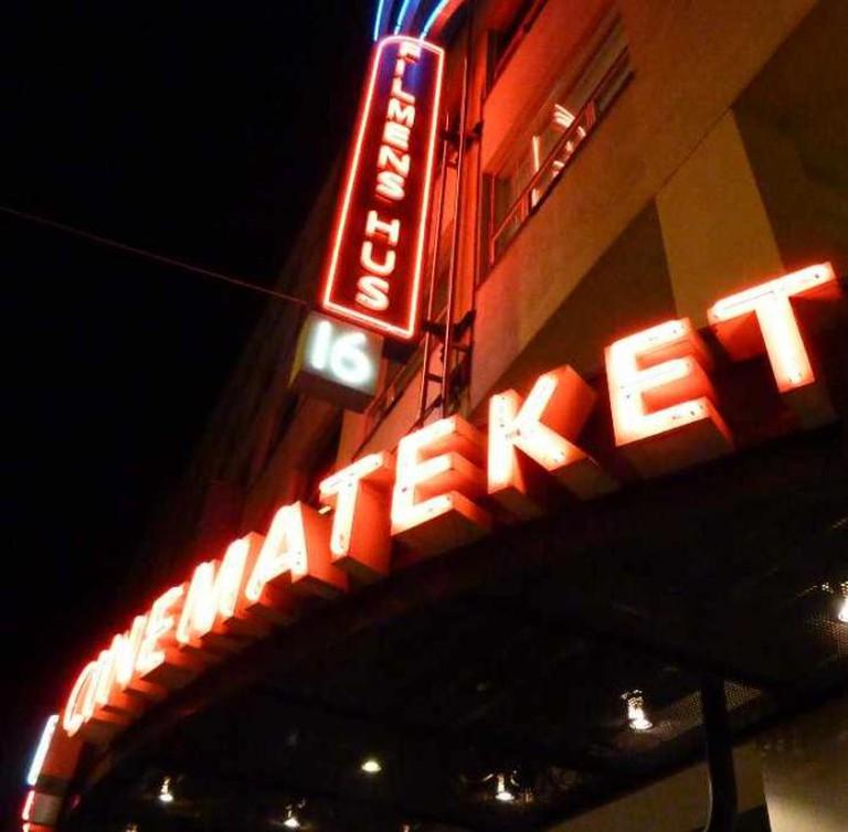 Cinemateket   © Truus, Bob & Jan too!/Flickr