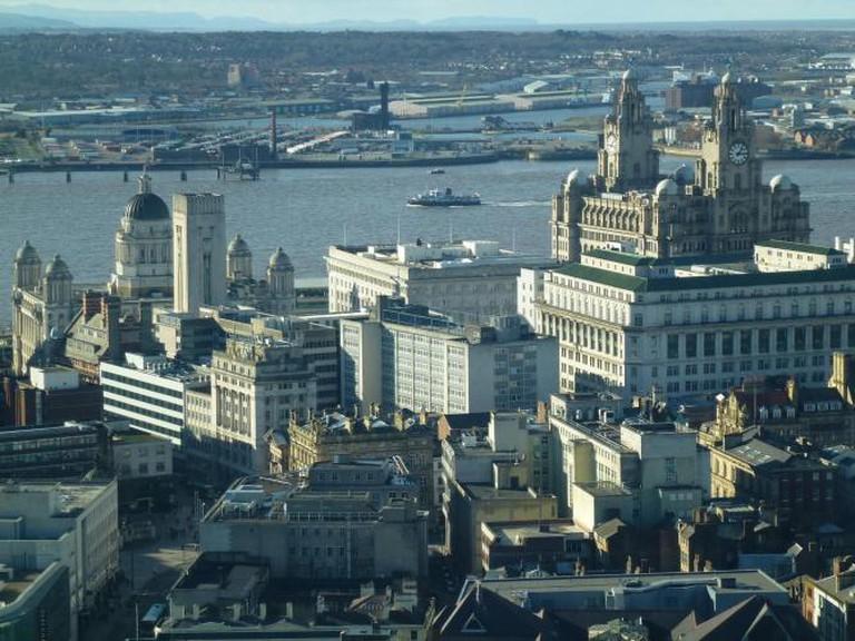 Liverpool waterfront | © Radarsmum67/Flickr
