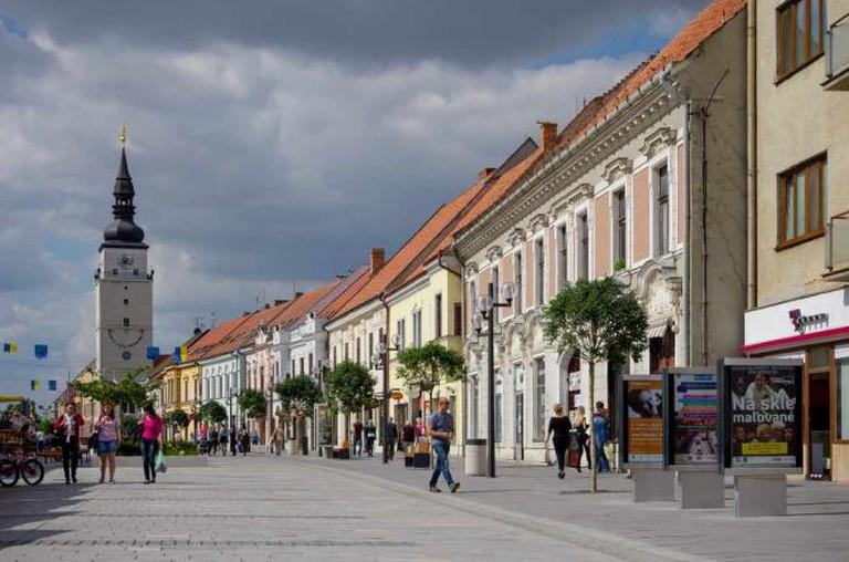 Trnava historical center | © Kurt Bauschardt/Flickr