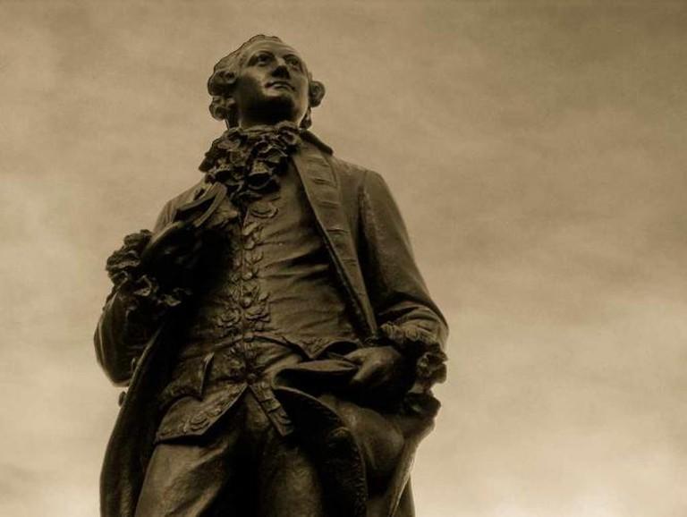 Goethe | © motograf/Flickr