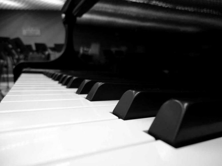 Piano | © Brandon Giesbrecht/Flickr