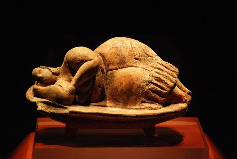 the Sleeping Lady, National Museum of Archaeology