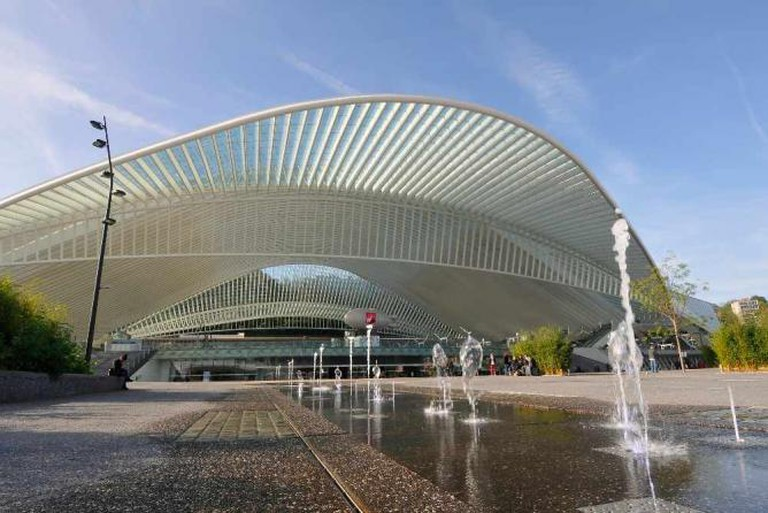 Liège-Guillemins | Courtesy of Marc Verpoorten