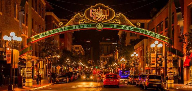 Gaslamp Quarter | © Ted McGrath/Flickr