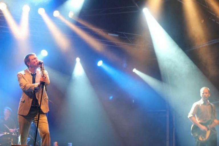 The Walkmen @ Primavera Sound 2011   © el wright/Flickr