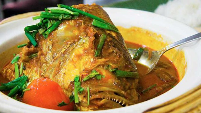 Curry fish head © ccdoh1/Flickr