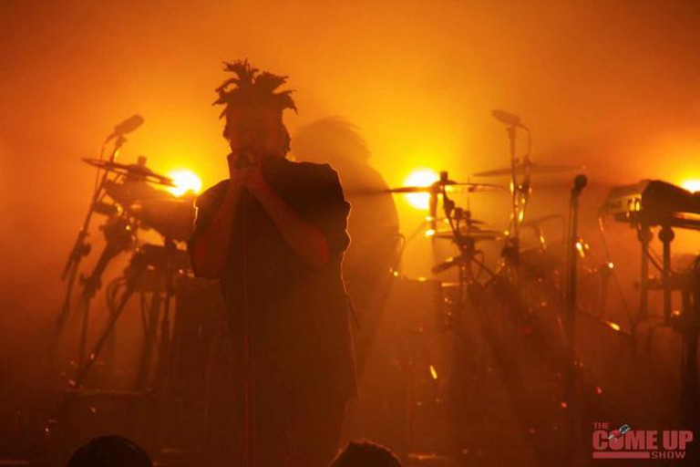 The Weeknd © The Come Up Show/Flickr