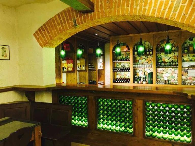 Tasting room | Courtesy of Dopff au Moulin