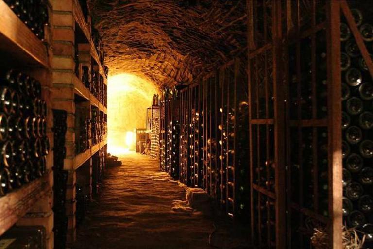 Cellar | © Che/WikiCommons