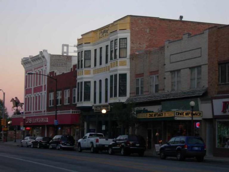 Downtown Cheyenne | © Jimmy Emerson, DVM/Flickr