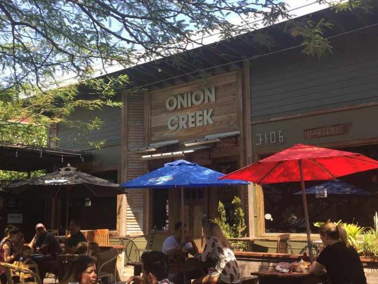Onion Creek Café