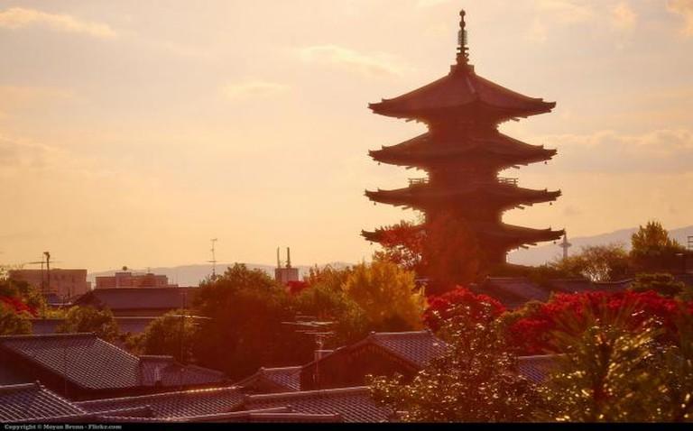 Kyoto | © Moyan Brenn/Flickr