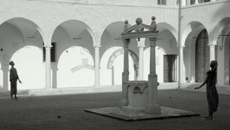 Chiostro di San Francesco, Ravenna