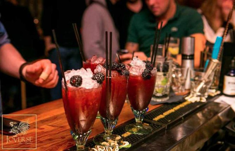 Berry drinks | Courtesy of Joverse