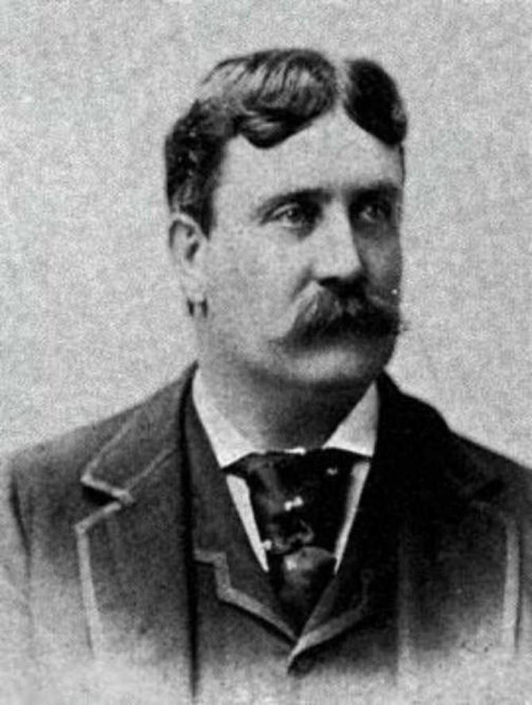 Daniel Burnham   © Kingturtle/commons.wikimedia.org