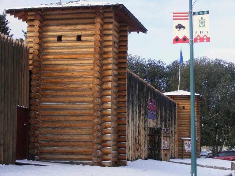 Luxton Museum, Banff