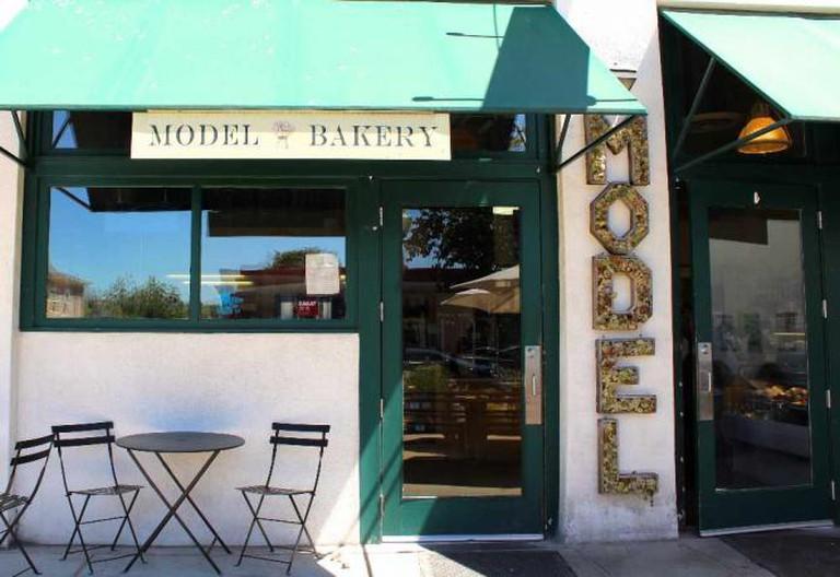 Exterior Model Bakery Napa