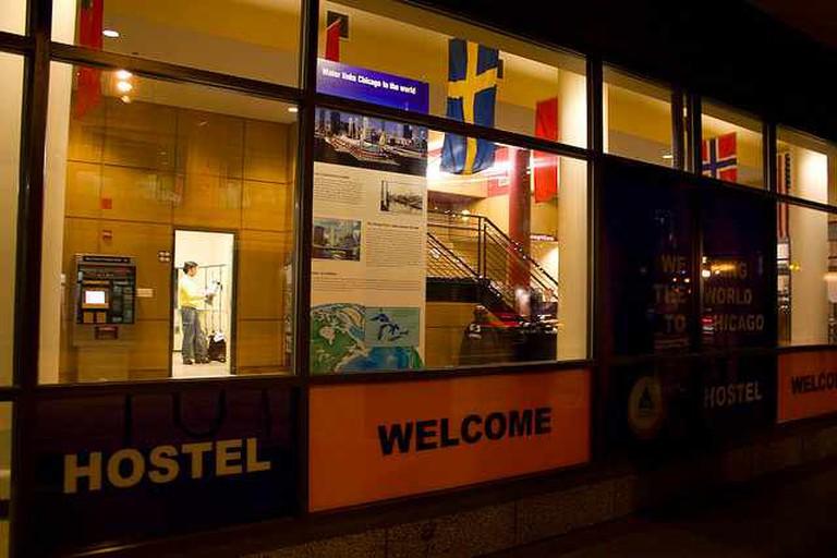 HI Chicago Hostel | © scottbphilp/Flickr