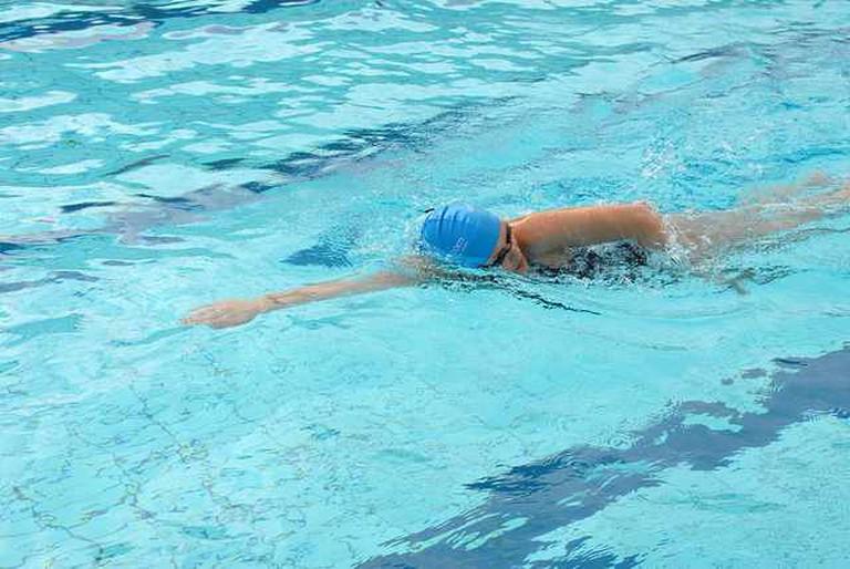 freestyle swimming|©Simply Swim UK/ Flickr