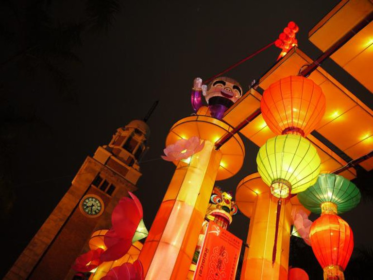 Clock Tower in Tsim Sha Tsui © Ricky Chan/Flickr