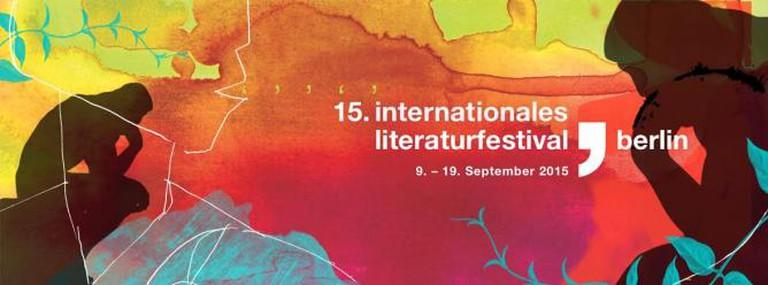 Berlin Literature Festival Poster