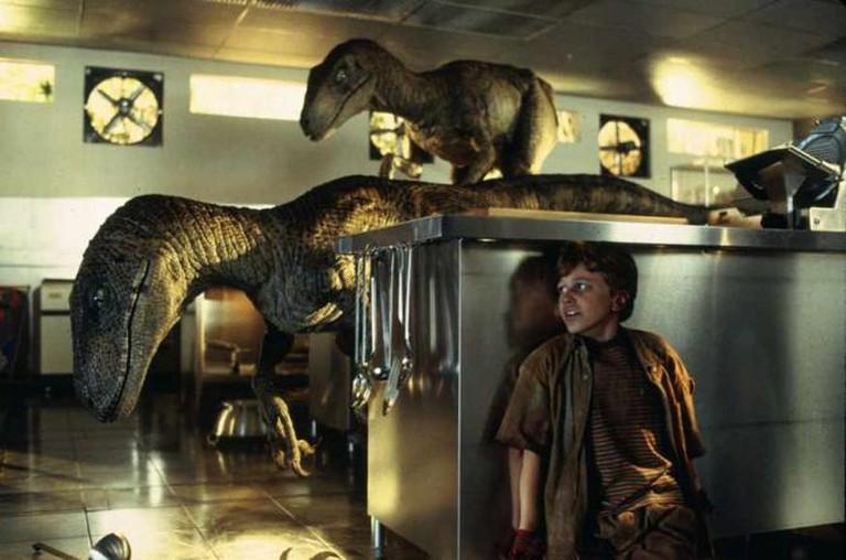 Jurassic Park film still |© T. Heuzé 2015