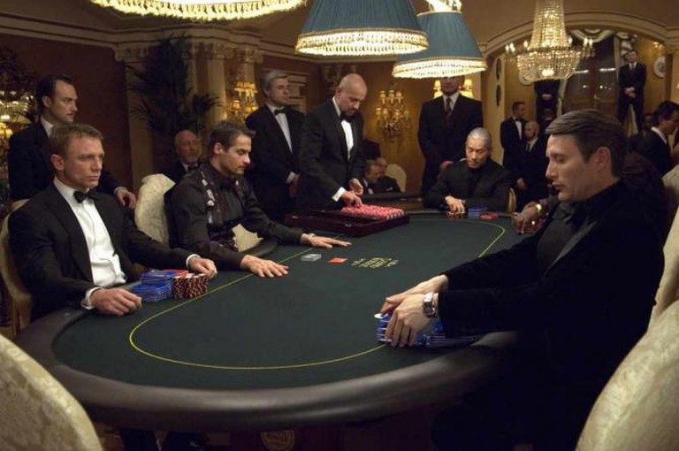 Casino Royale film still |© MGM Columbia Pictures/T. Heuzé