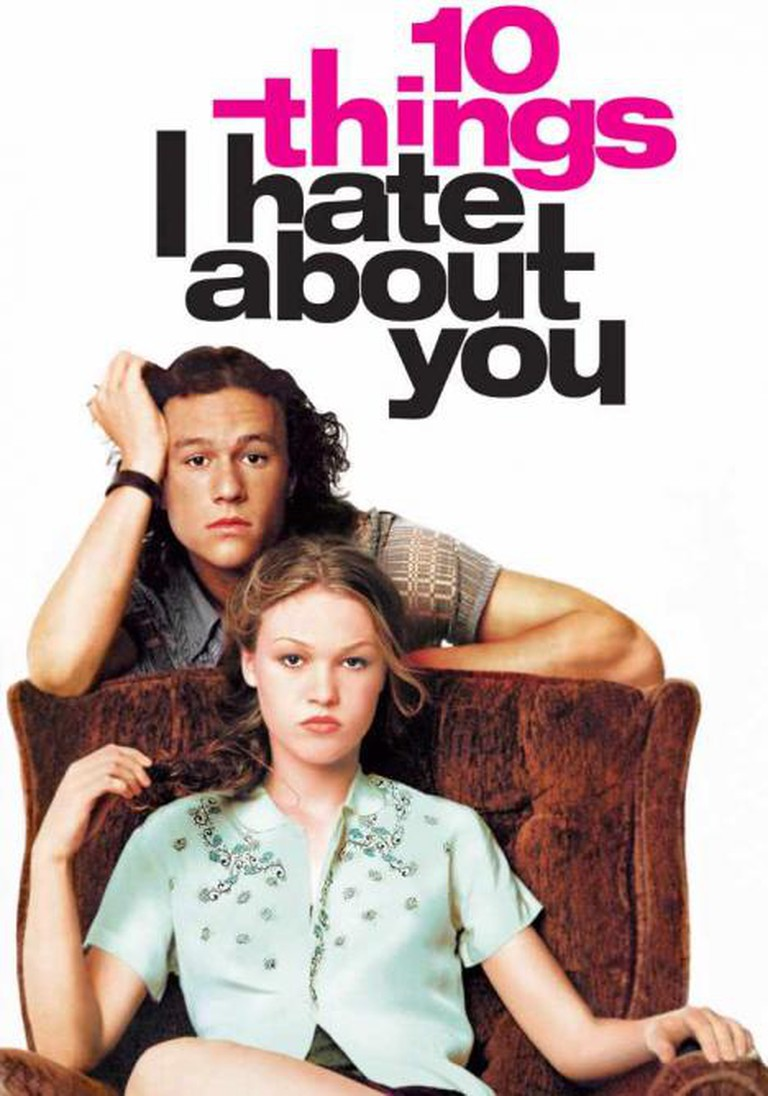 10 Things I Hate About You Promotional Poster |© Buena Vista Pictures