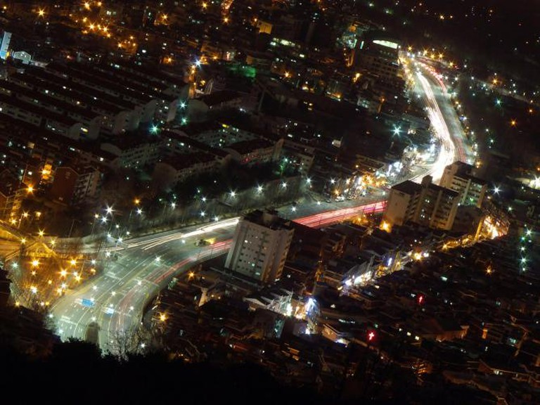 View from Namsan, Seoul, South Korea | © yeowatzup/Flickr