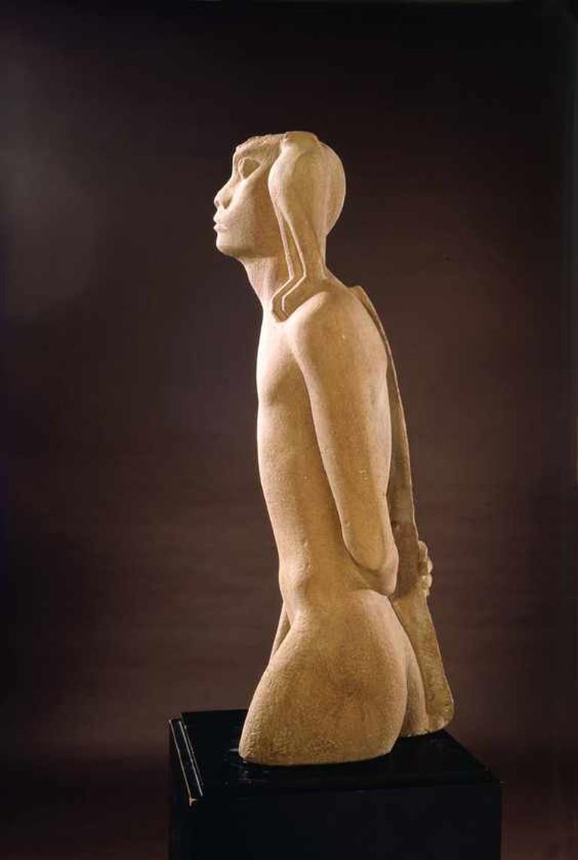 Itzhak Danziger, Nimrod, 1939   © The Israel Museum, Jerusalem/WikiCommons
