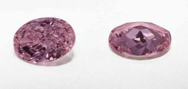 Pink Diamond image courtesy of Wikimedia Commons