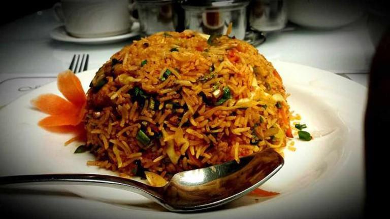 Hyderabadi Vegetable Biryani ©Nish1892/Wikicommons