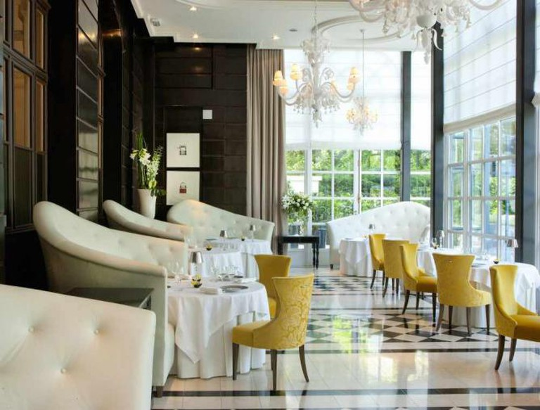 Gordon Ramsay au Trianon | © 2015 Waldorf Astoria