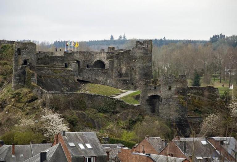 La Château Féodal, La Roche-en-Ardenne | © Bert Remmerswaal/Flickr