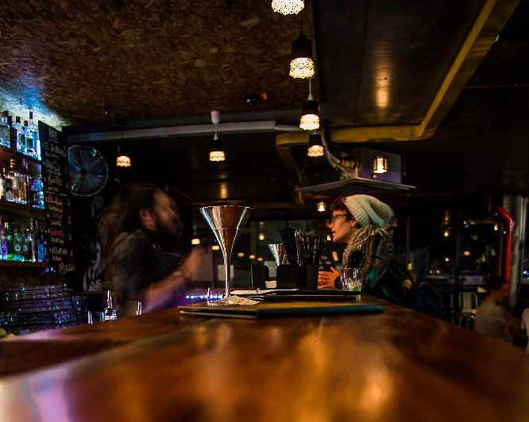 Frisk Small Bar | Image courtesy of Frisk Small Bar and Sit Stay Photography