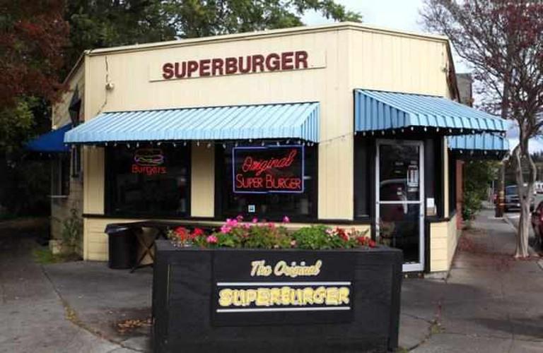 Superburger © sfgate.com