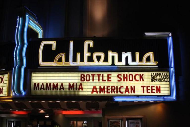 California Theatre | © www.bluewaikiki.com/Flickr