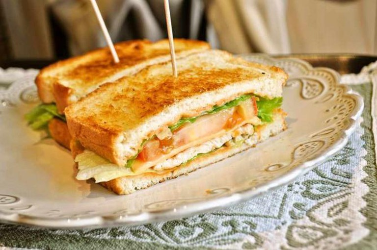 Chicken sandwich | © Tmannya/WikiCommons